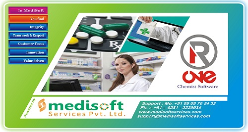 R1 - Retail One Chemist Software